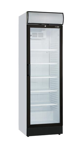 Glastürkühlschrank